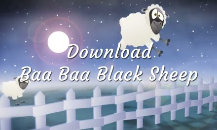 Download Baa Baa Black Sheep Baby Lullaby