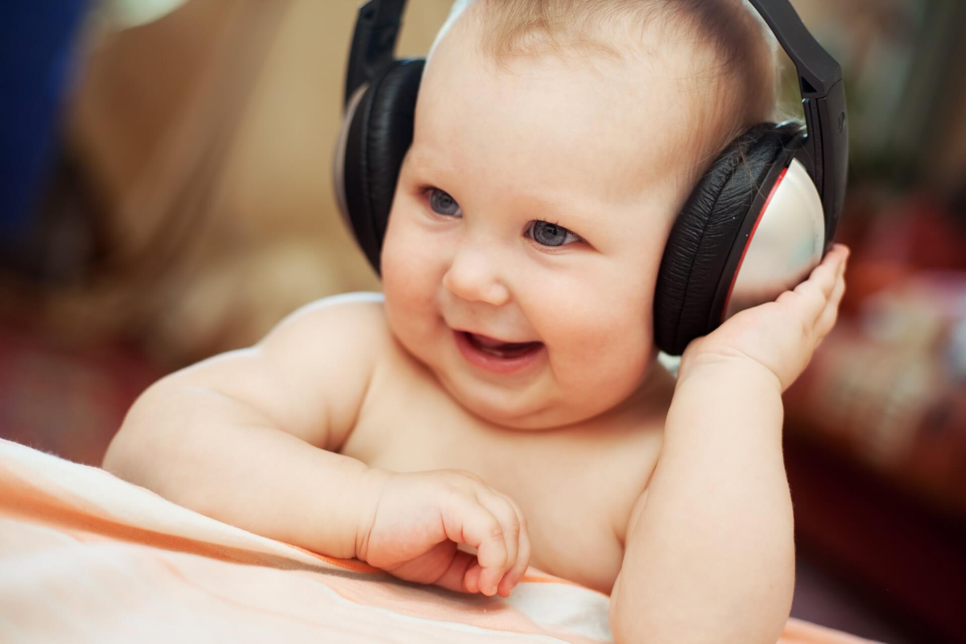 ways music helps your babies brain develop