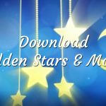 Download Golden Stars & Moon Baby Lullaby Music