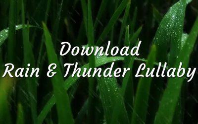 Download Night Night Lullaby Rain & Thunder