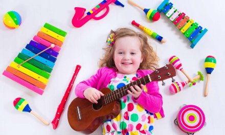 Baby Music Helps Baby Brain Development