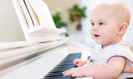 5 Ways Music Helps Your Baby Develop