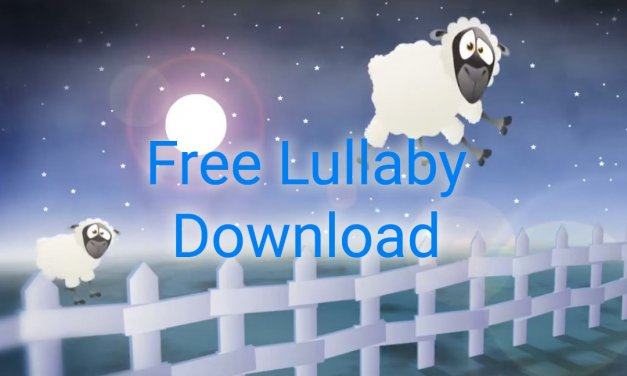 Free Lullaby Download Baa Baa Black Sheep