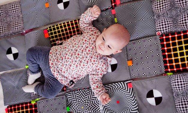Free Baby Visual Black and White Stimulation Printables
