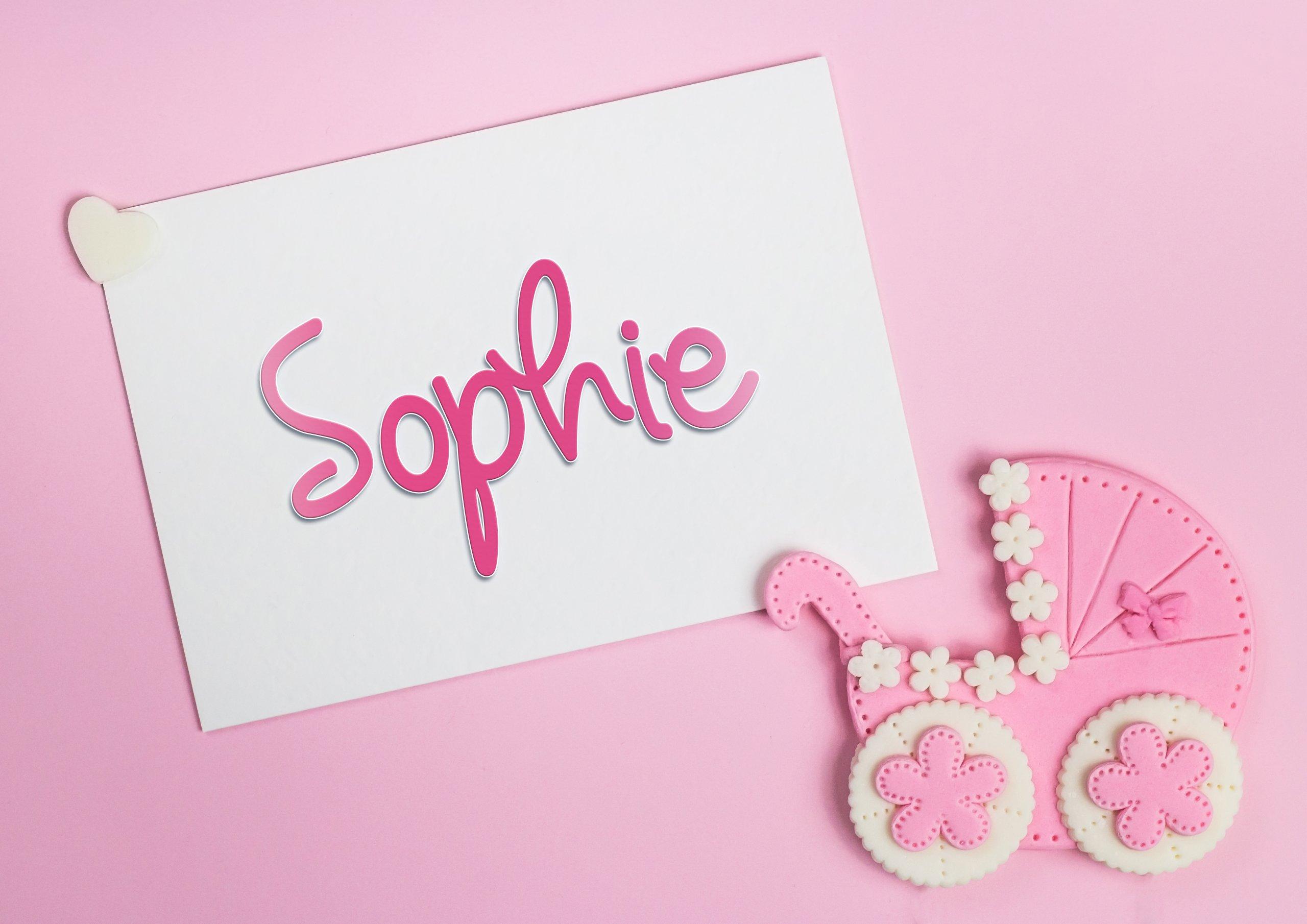 meaning sophia