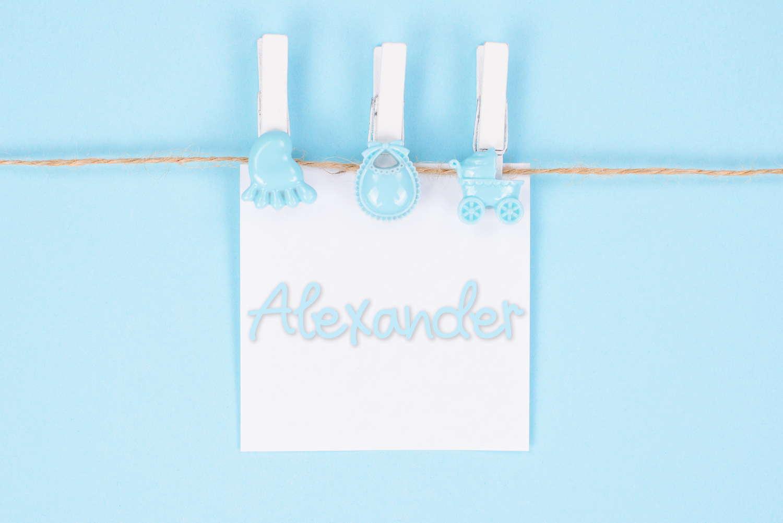 Alexander Baby Name