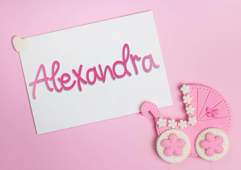 Alexandra Baby Name