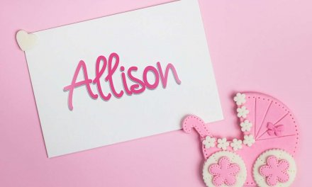 Allison: Girls Baby Name Meaning