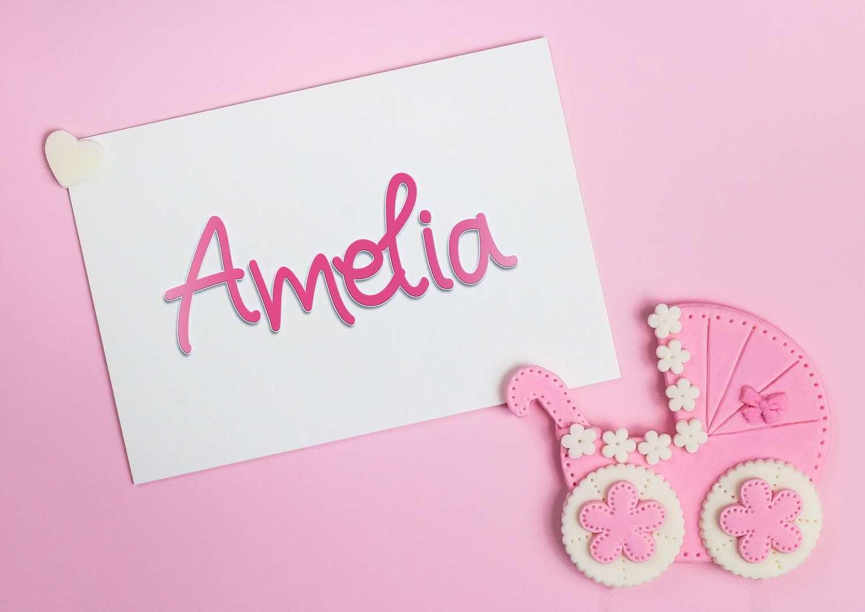 Amelia Baby Name