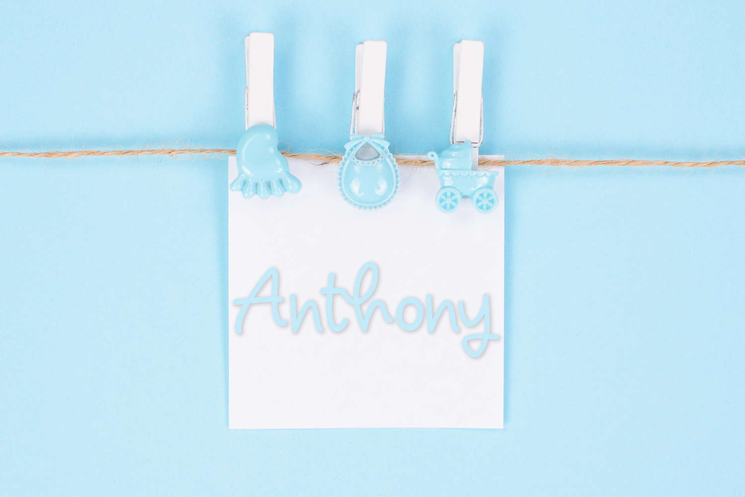 Anthony Baby Name