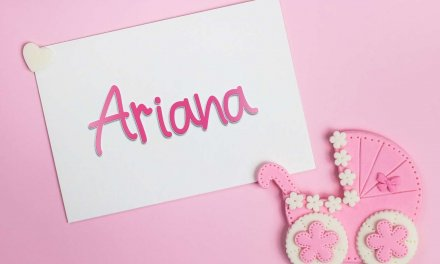 Ariana: Girls Baby Name Meaning