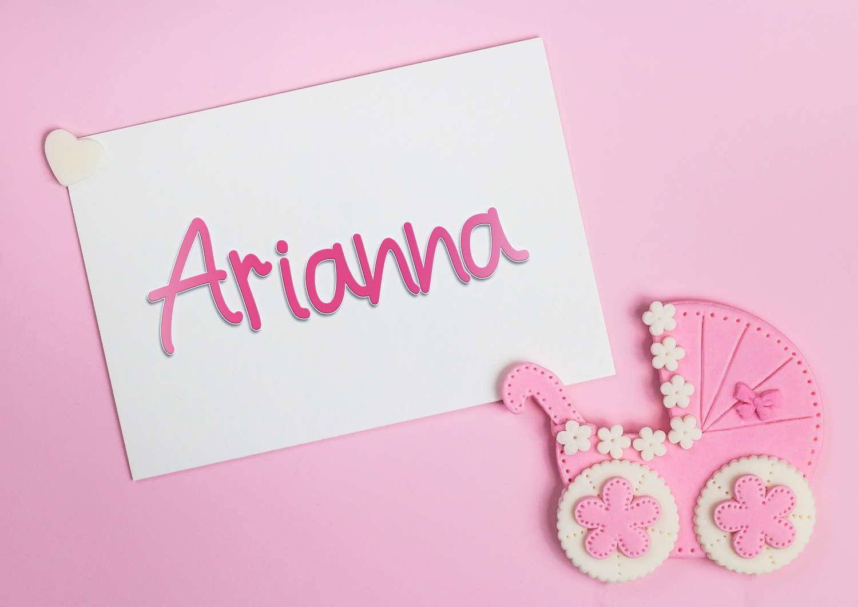 Arianna Baby Name