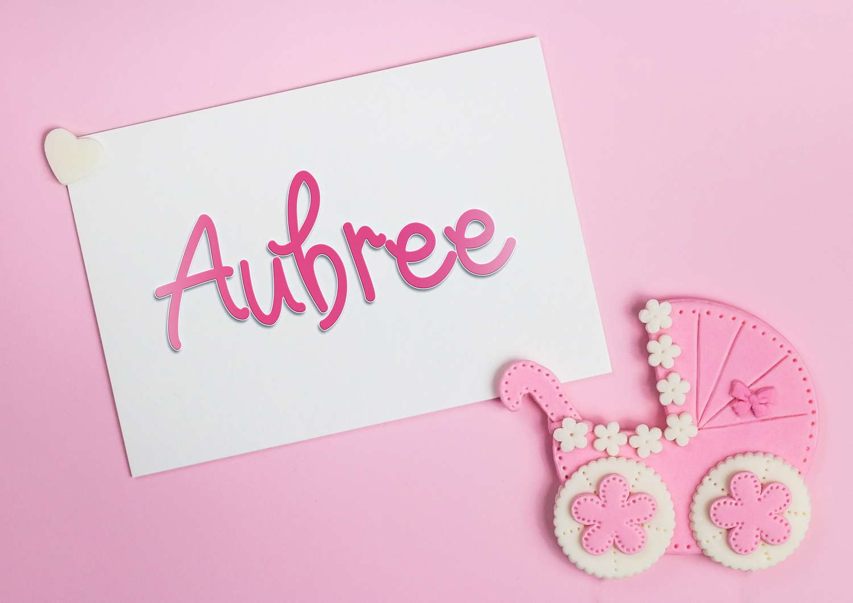 Aubree Baby Name