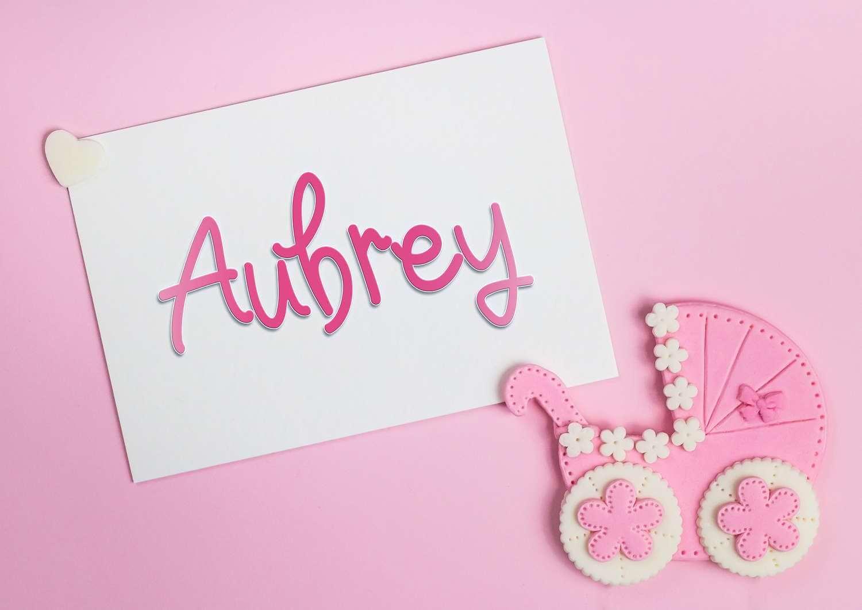Aubrey Baby Name