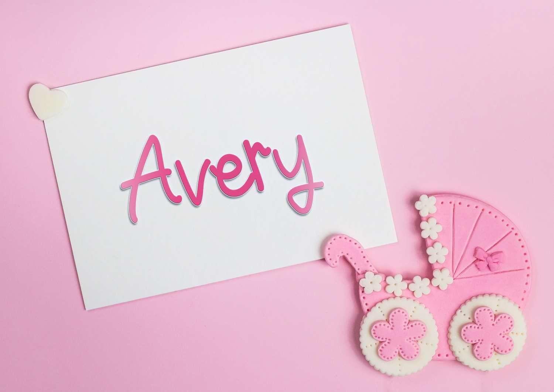 Avery Baby Name