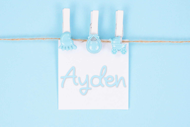 Ayden Baby Name