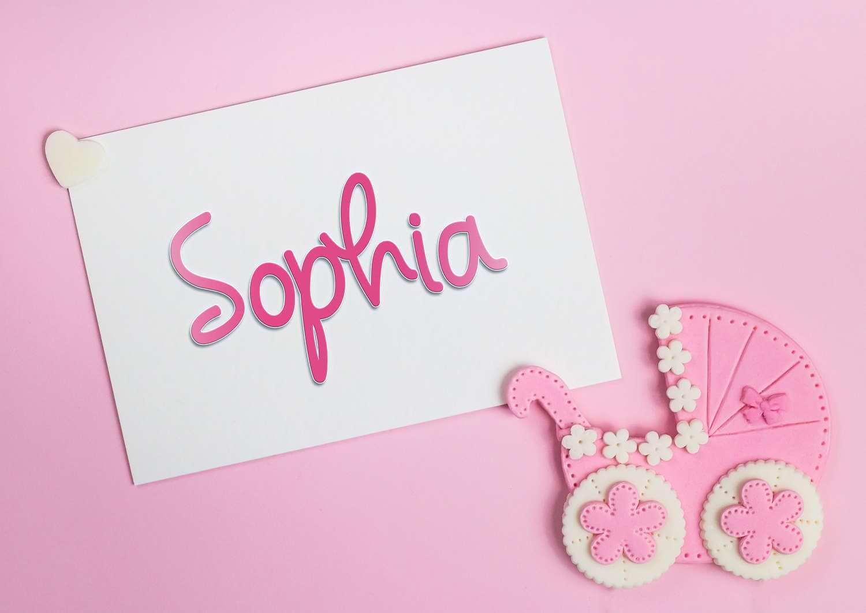 Sophia baby name