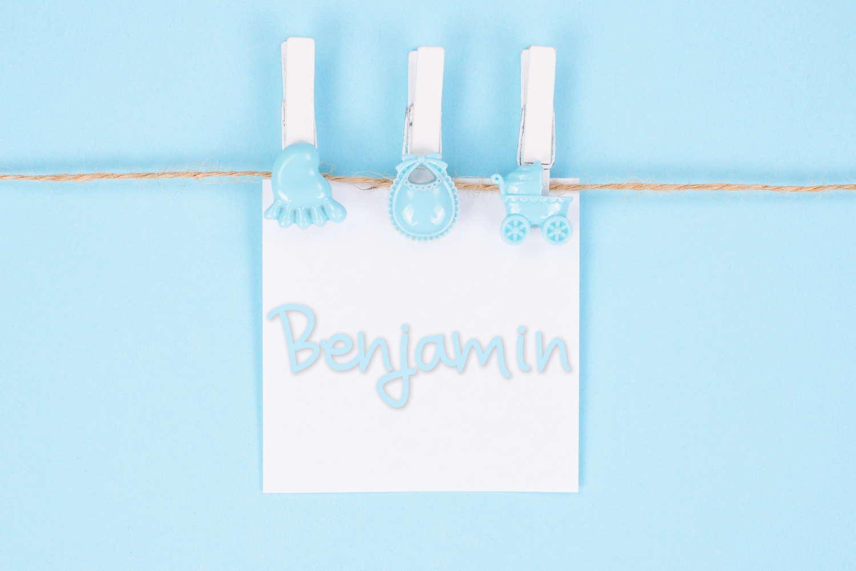 Benjamin Baby Name