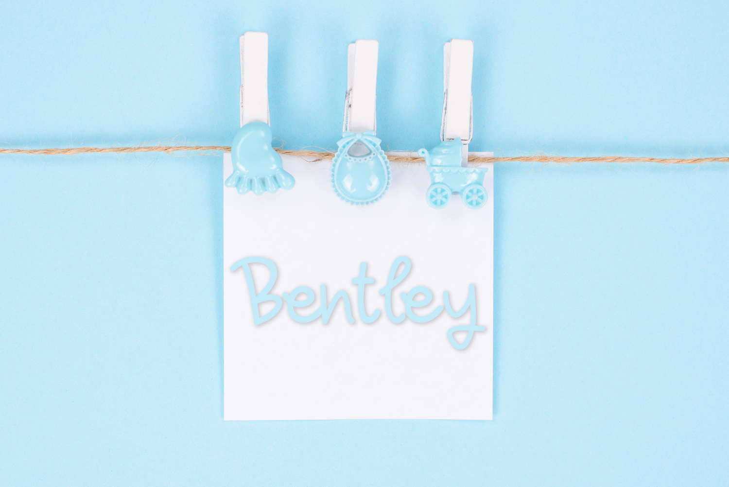 Bentley Baby Name