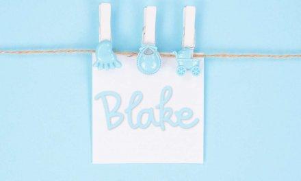 Blake: Boys Baby Name Meaning