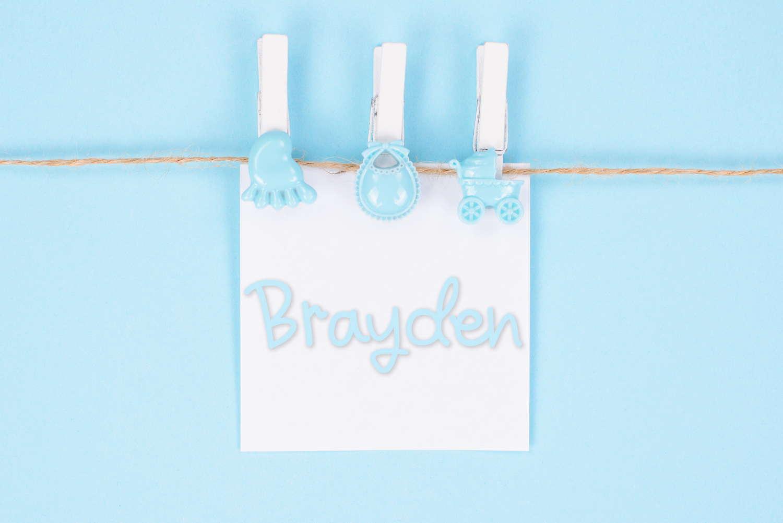 Brayden Baby Name