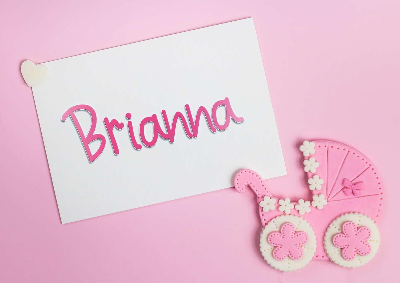 Brianna Baby Name