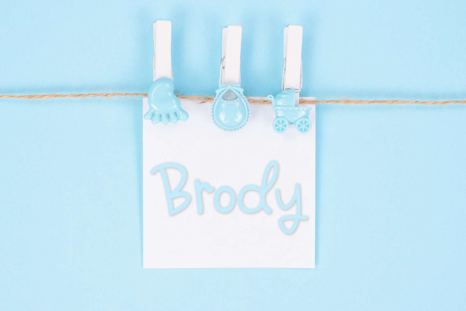 Brody Baby Name