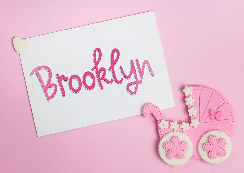 Brooklyn Baby Name