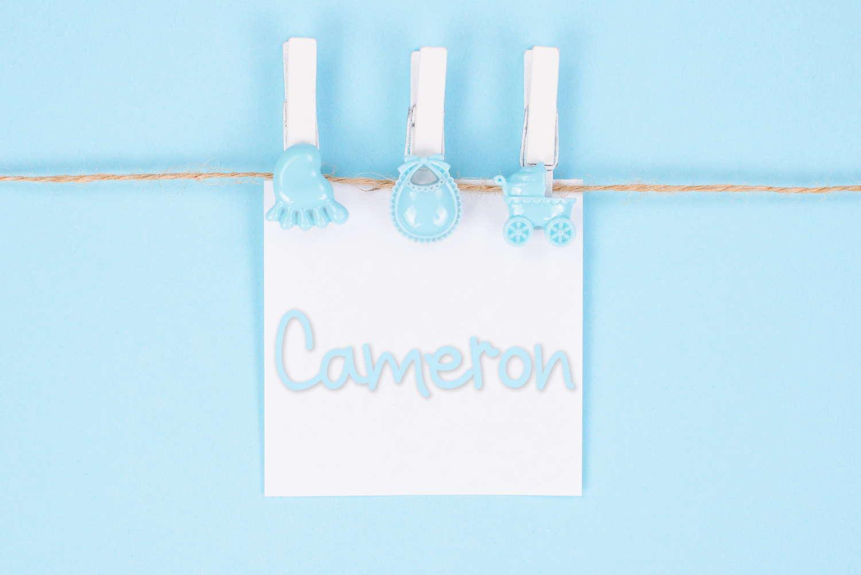 Cameron Baby Name
