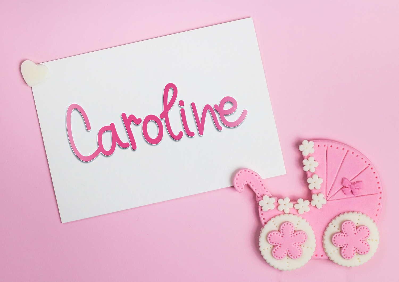 Caroline Baby Name