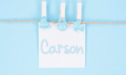 Carson: Boys Baby Name Meaning