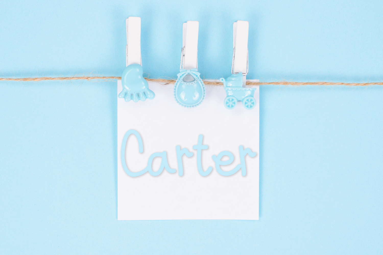 Carter Baby Name