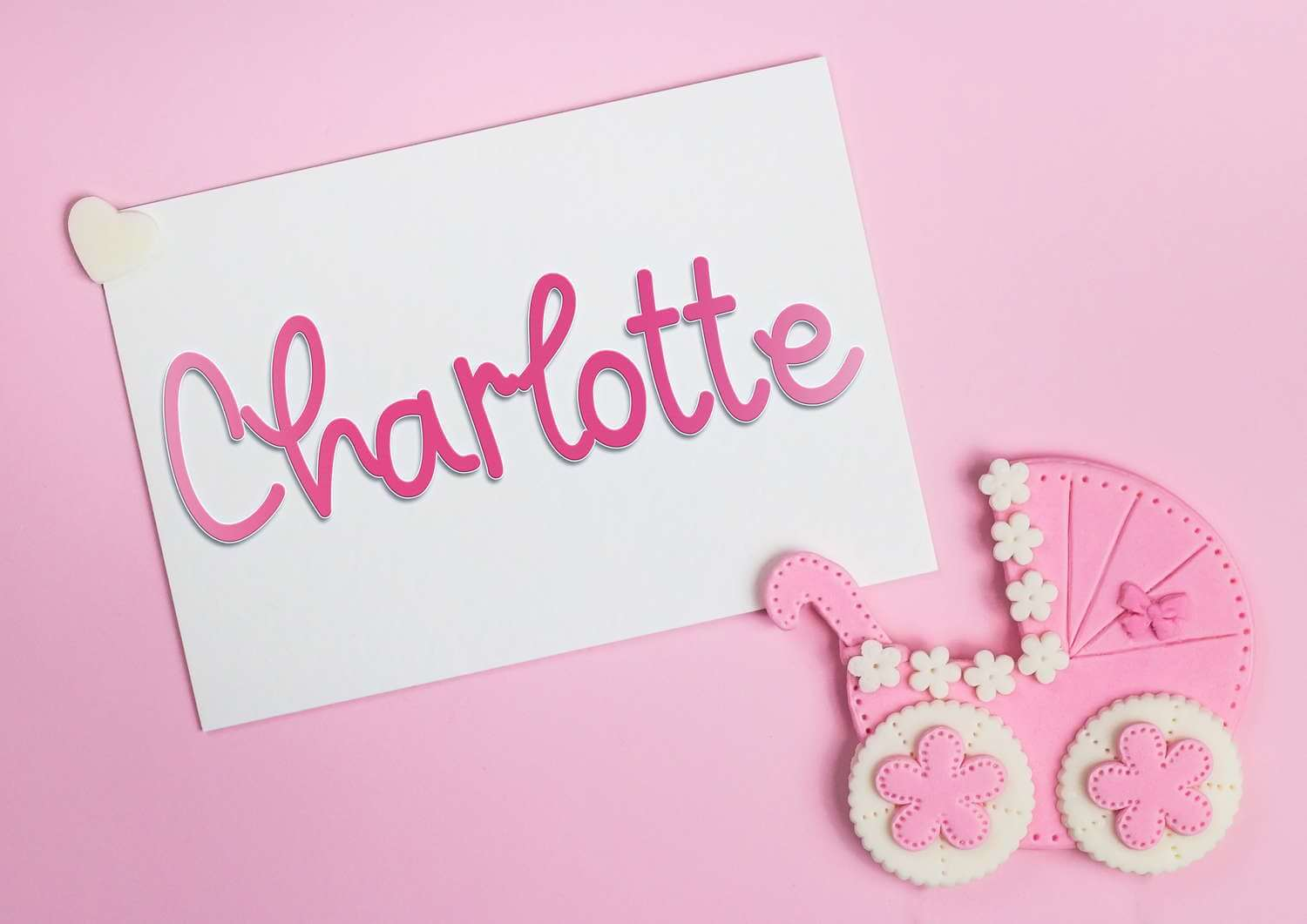 Charlotte Baby Name