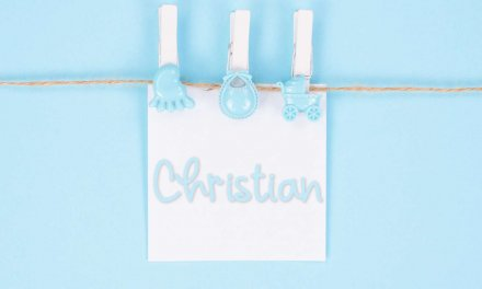 Christian: Boys Baby Name Meaning