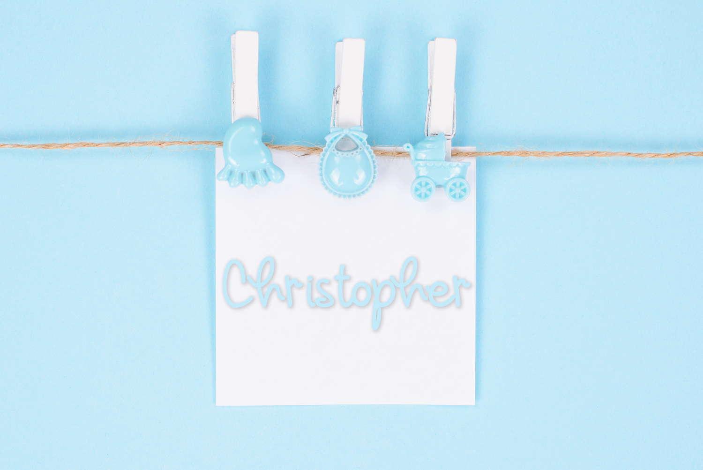 Christopher Baby Name