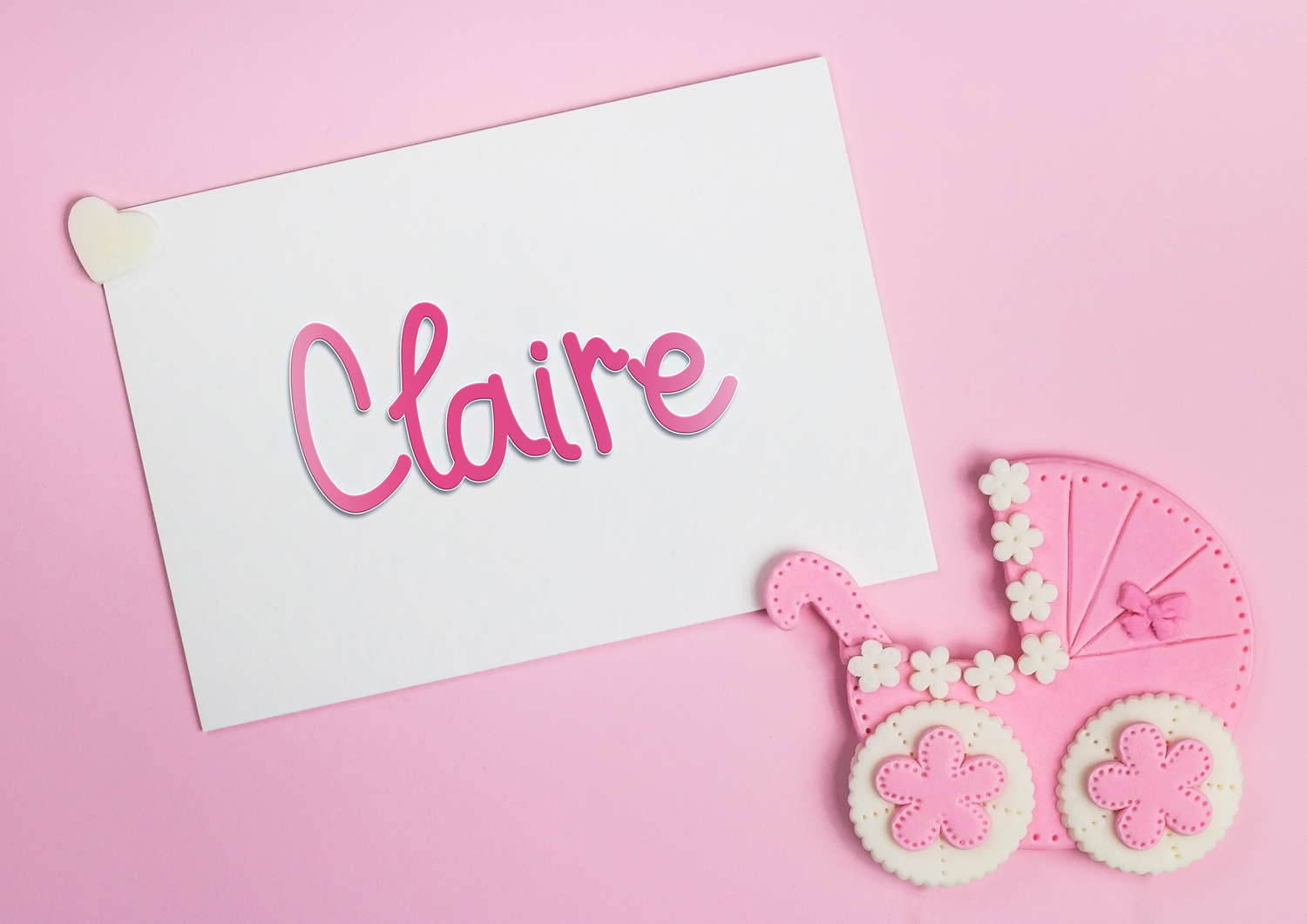 Claire Baby Name