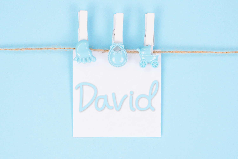 David Baby Name