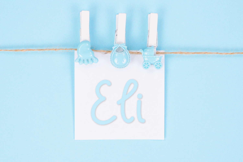 Eli Baby Name