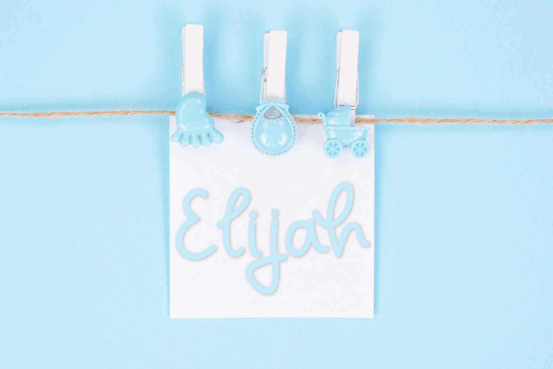 Elijah Baby Name