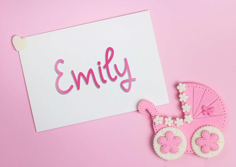 Emily Baby Name
