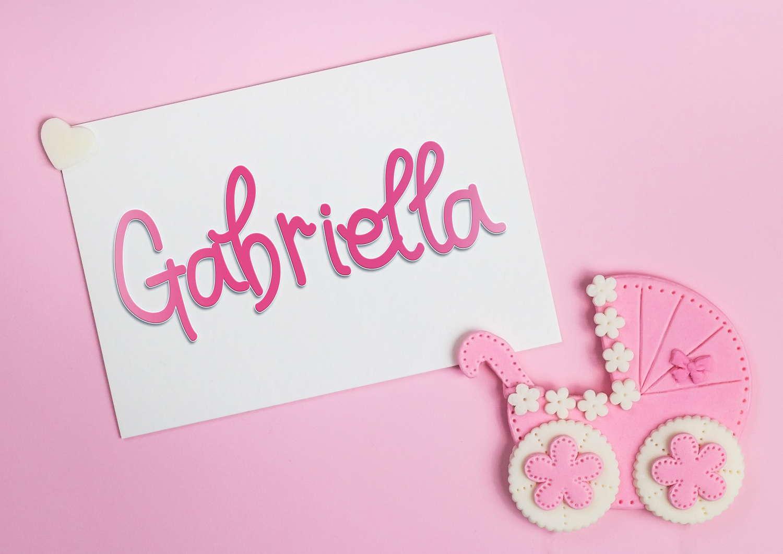 Gabriella Baby Name