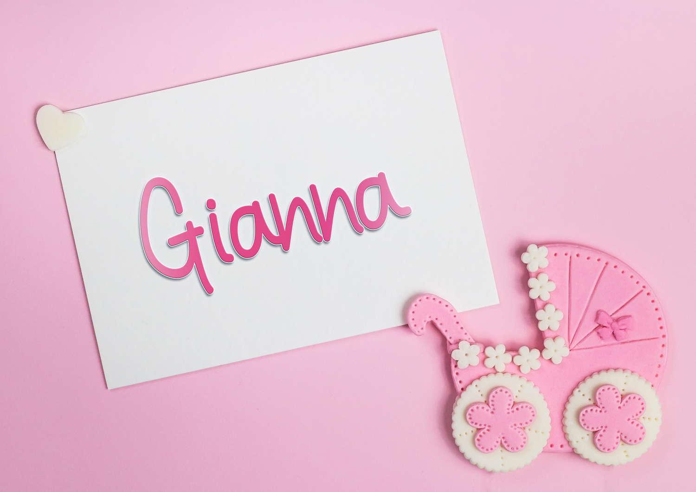 Gianna Baby Name