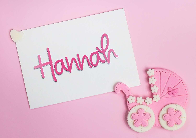 Hannah Baby Name