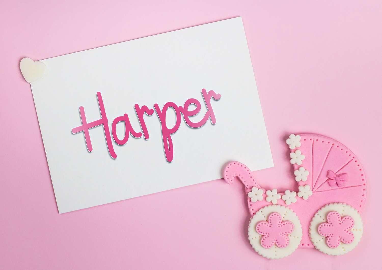 Harper Baby Name