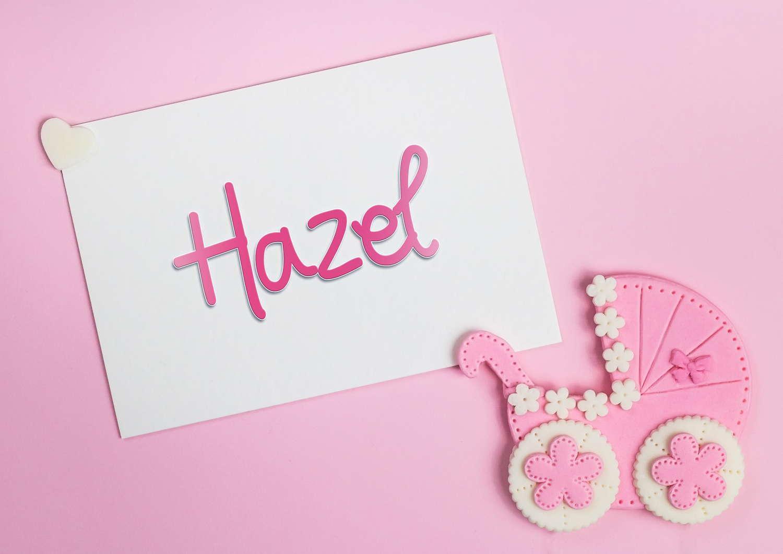 Hazel Baby Name