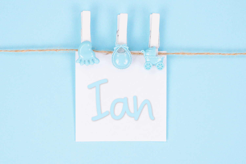 Ian Baby Name