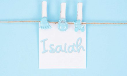 Isaiah: Boys Baby Name Meaning