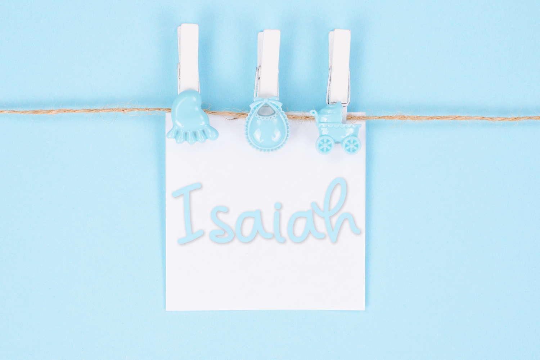 Isaiah Baby Name