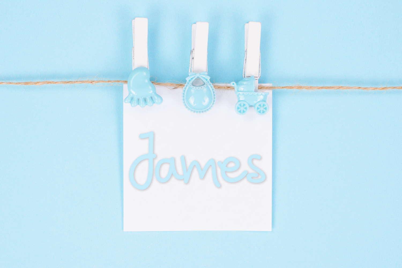 James Baby Name