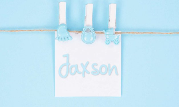 Jaxson: Boys Baby Name Meaning